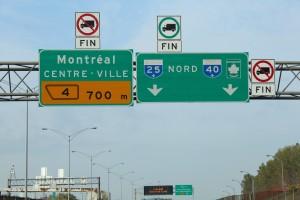 Bien… Mon amour Montreal!