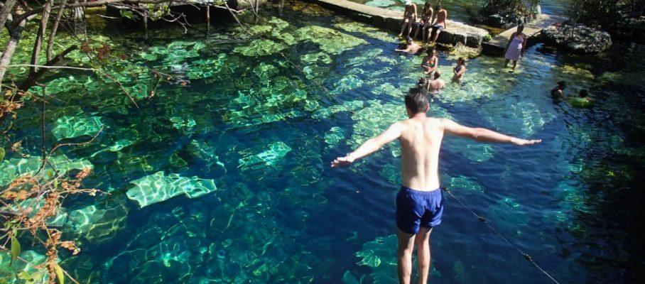 Best în Yucatan peninsula – Cenote